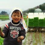 子どもの食育をすすめる「農業体験」の考え方