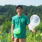 畑と野菜の伝道師「ヤサイくん」が東京にやってきた!