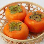 美味しく食べよう、旬の柿