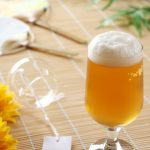 玉露との融合で、ビールにリラックス効果?